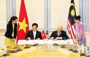 Việt Nam-Malaysia tiến tới Đối tác chiến lược