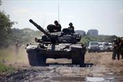 Phái bộ OSCE thông báo phát hiện lính Nga ở miền Đông Ukraine