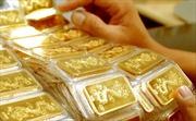 Giá vàng đầu tuần vẫn duy trì ở mức thấp