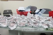 Triệt phá đường dây tàng trữ gần 40.000 viên ma túy