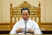 Chủ tịch đảng cầm quyền Myanmar bị bãi chức