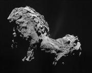 Sao chổi mang thiết bị thăm dò Philae đến gần Mặt Trời