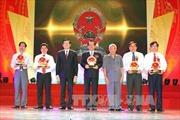 Chủ tịch nước dự Chương trình Vinh quang Việt Nam 2015
