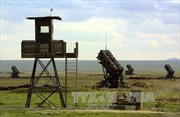 Mỹ sẽ rút hết tên lửa Patriot khỏi Thổ Nhĩ Kỳ