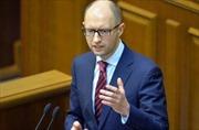 Thủ tướng Ukraine nhận được đề nghị từ chức
