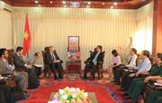 Đại sứ Mỹ tại Việt Nam tìm hiểu công tác rà phá bom mìn