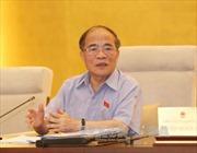 Đề nghị mở rộng diện đại biểu dự thính tại các Kỳ họp Quốc hội