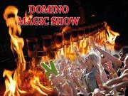Chuỗi Domino kỷ lục tại Công viên Hồ Tây