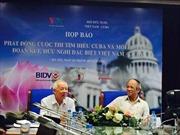 Việt Nam – Cuba đoàn kết cùng phát triển