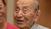 Kỷ lục cụ ông cao tuổi nhất thế giới lại thuộc về Nhật
