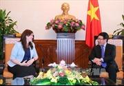 Thứ trưởng Ngoại giao Israel thăm Việt Nam