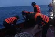 Chưa tìm thấy 7 ngư dân mất tích trên biển Bình Thuận