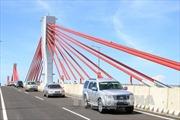 Ninh Thuận khánh thành cầu An Đông bắc qua sông Dinh