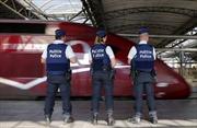 Châu Âu tăng cường an ninh sau vụ tấn công tàu cao tốc