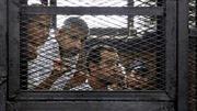 Ai Cập phạt tù 3 nhà báo của truyền hình Al-Jazeera