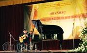 Đêm hòa nhạc ấn tượng của Việt Nam tại Séc