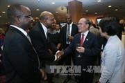 Chủ tịch Quốc hội chủ trì tiệc chiêu đãi quốc tế Kỷ niệm 70 Quốc khánh