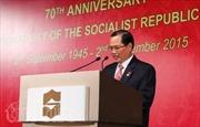 Gần 500 đại biểu dự lễ kỷ niệm 70 năm Quốc khánh 2/9 tại Singapore