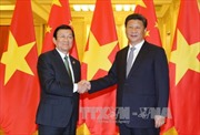 Việt Nam-Trung Quốc cam kết thúc đẩy hợp tác cùng có lợi