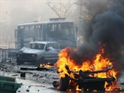 Đánh bom liên tiếp ở Cameroon, hơn 130 người thương vong