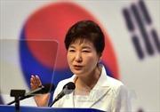 Uy tín bà Park Geun-hye tăng cao nhờ đối sách với Triều Tiên