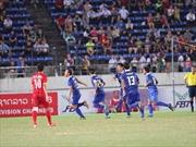 U19 Việt Nam để tuột mất ngôi vô địch