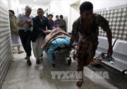 Nổ kho vũ khí tại Yemen