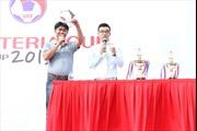 """""""Thách thức Lotteria Cup 2015"""" tại TP Hồ Chí Minh"""