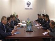 Việt Nam đánh giá cao tiềm năng hợp tác với vùng Viễn Đông-Nga