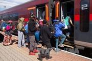 Đức tốn 10 tỷ euro tiếp nhận người nhập cư
