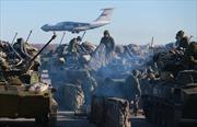 Tổng thống Nga ra lệnh kiểm tra đột xuất Quân khu Trung tâm