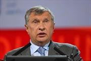 Chủ tịch Rosneft: Nga từ chối tham gia OPEC