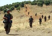 Đặc nhiệm Thổ Nhĩ Kỳ tiến vào Iraq tiêu diệt phiến quân PKK