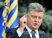 Tổng thống Poroshenko khẳng định không liên bang hóa Ukraine