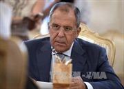 Nga xác nhận chở thiết bị quân sự cho Syria