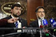Nhóm Tiếp xúc Ukraine hủy hội nghị thảo luận ngừng bắn