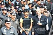 Hung thủ đánh bom ở Bangkok có thể đã trốn sang Malaysia