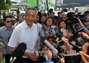 Kết thúc tổng tuyển cử tại Singapore
