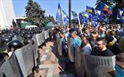 Ukraine nỗ lực ngăn chặn khủng hoảng chính trị