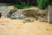 Cảnh báo lũ trên các sông từ Hà Tĩnh đến Quảng Ngãi