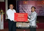 Thủ tướng dự lễ khởi công xây dựng trường học tại Lào