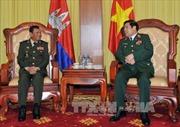 Tăng cường mối quan hệ quân đội Việt Nam – Campuchia