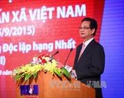 Bài phát biểu của Thủ tướng tại Lễ kỷ niệm 70 năm TTXVN