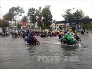 Thanh Hóa đến Hà Tĩnh mưa lớn kéo dài