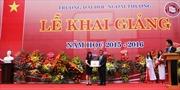 VietinBankSc trao học bổng cho sinh viên Đại học Ngoại thương