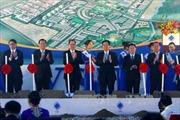 Thủ tướng dự lễ khởi công Dự án VSIP Nghệ An