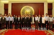 Phó Thủ tướng Nguyễn Xuân Phúc thăm Đại sứ quán Việt Nam tại Trung Quốc