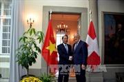 Thụy Sĩ khẳng định luôn coi trọng tăng cường hợp tác với Việt Nam