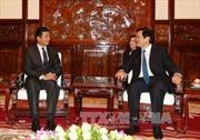 Chủ tịch nước tiếp Đại sứ Lào chào từ biệt