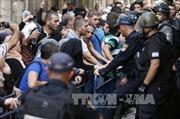 Israel cho phép cảnh sát bắn người Palestine ném đá
